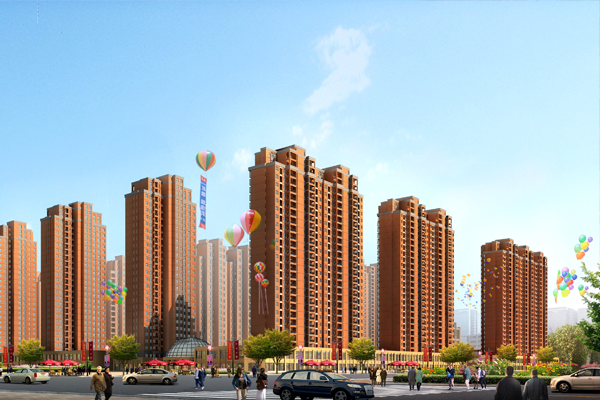 YANLING HENGDA·SUNSHINE CITY